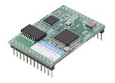 Serial port to Ethernet transceiver module
