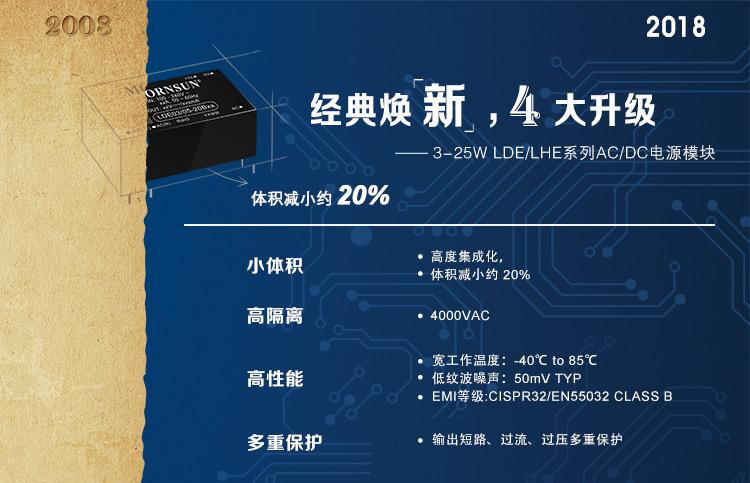 LDE/LHE系列