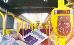 【产品应用】电源模块在公交IC终端机应用