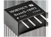 定压输入非稳压输出S/DIP(0.25-3W)