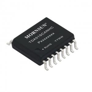 信号隔离-工业通迅模块_CAN总线收发模块_TDA51SCANHC