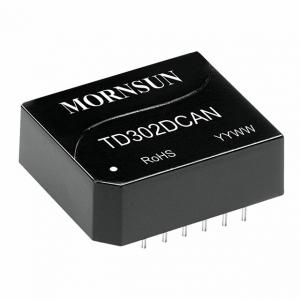 金升阳_信号隔离-工业通迅模块_CAN总线收发模块_TD302DCAN